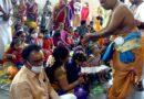 శ్రీశైల దేవస్థానం, శ్రీశైలం: సామూహిక భోగిపండ్లు